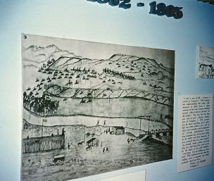 Fort Casper drawing
